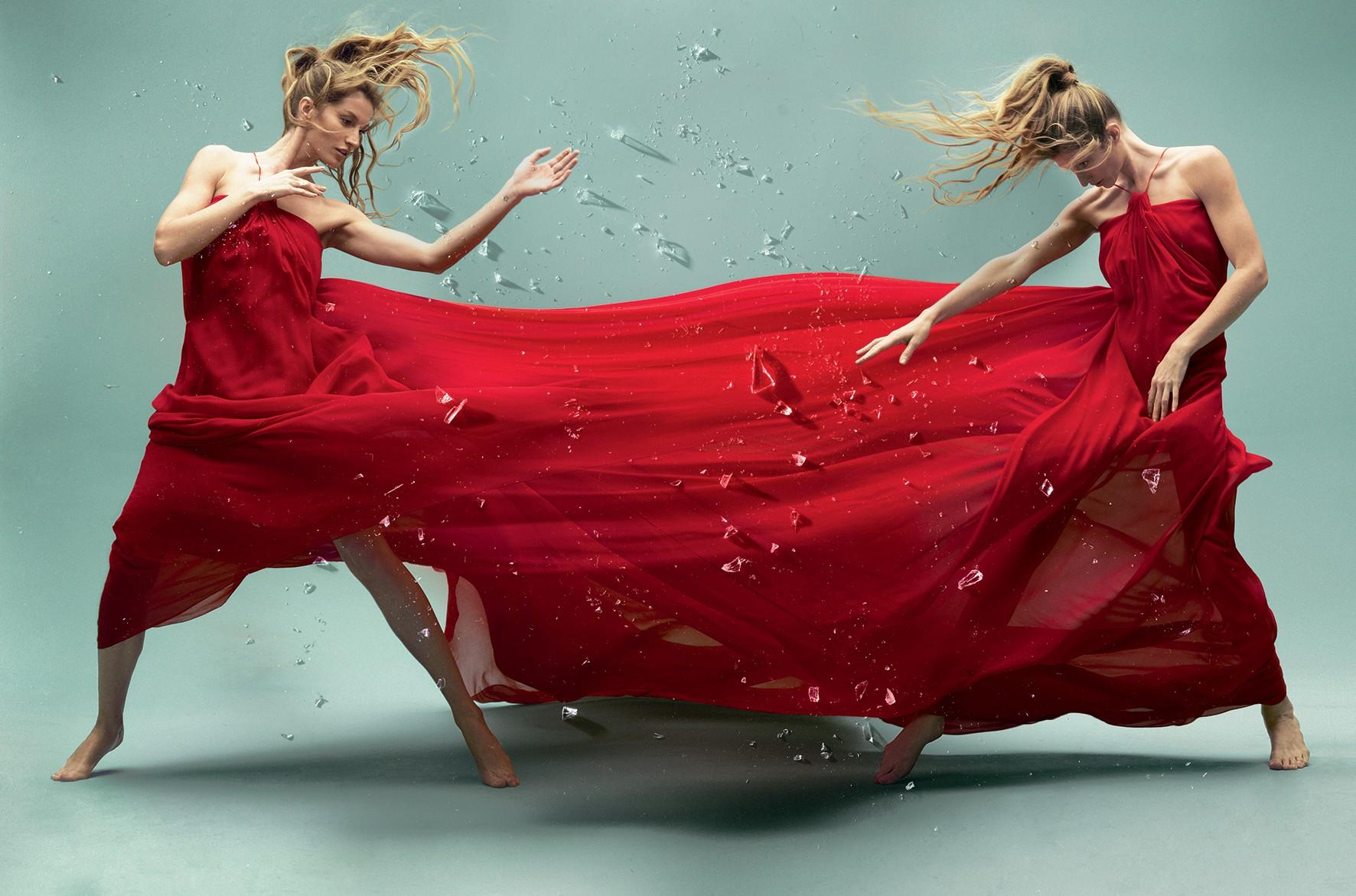 Gêmeos (Foto: Henrique Gendre/ Arquivo Vogue)