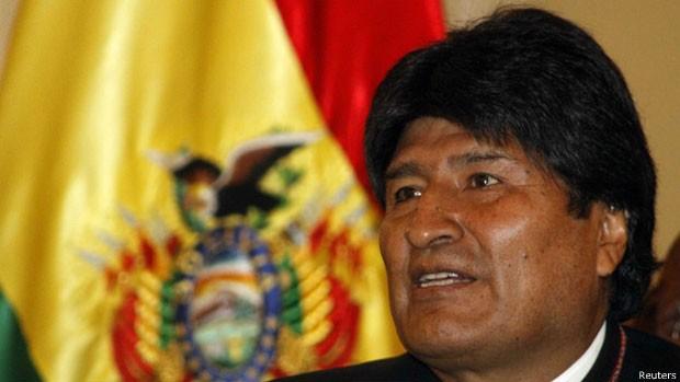 Políticas sociais adotadas no governo de Evo Morales triplicaram renda e reduziram desigualdade (Foto: Reuters)