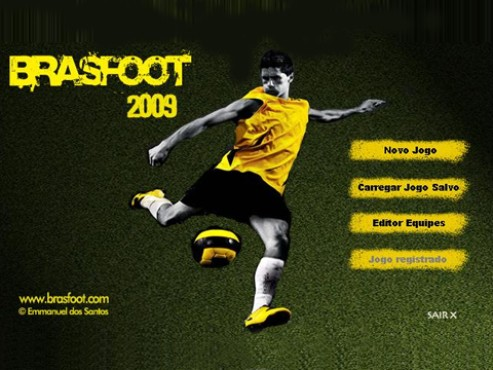 screenshot de Brasfoot 2009