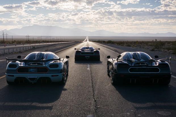 Koenigsegg afirma que Agera RS bateu cinco recordes mundiais (Foto: Divulgação)