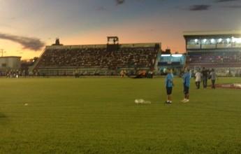 Penapolense defende liderança da Copa Paulista diante do Mirassol