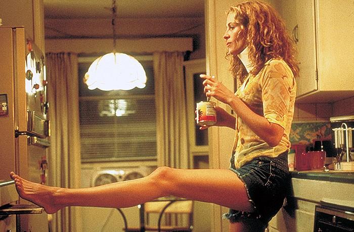Julia Roberts como Erin Brockovich (Foto: Reprodução)