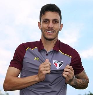 Jean Carlos São Paulo (Foto: Erico Leonan - Site oficial do São Paulo FC)