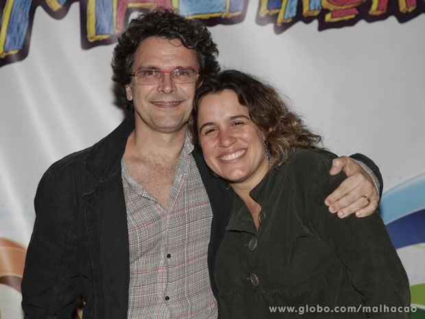 Luiz Henrique Rios e Tande  (Foto: Malhação / TV Globo)