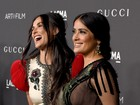 Veja os looks de Demi Moore, Salma Hayek e mais no 'LACMA Art + Film'