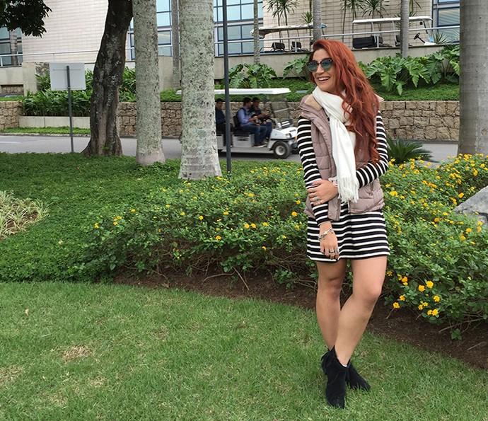 Bianca Andrade conta como perdeu 12 quilos em dois meses (Foto: Gabi Freitas / Gshow)