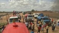 Pipeiros param atividades no Ceará em protesto pelo atraso no pagamento