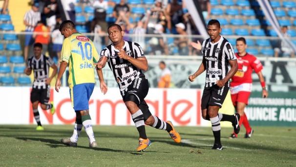 O Ceará venceu o Quixadá no primeiro confronto de 2016. (Foto: Christian Alekson/Cearasc.com)
