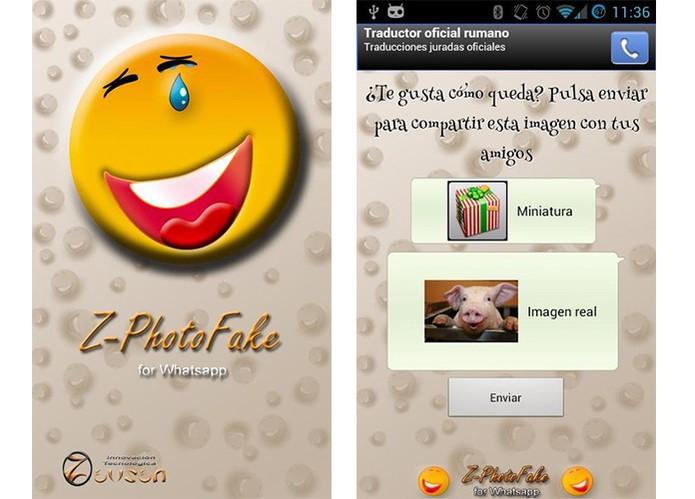 Envie mensagens disfarçadas no WhatsApp (Foto: Reprodução/Barbara Mannara)