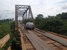 Pontes estão em péssimas condições de conservação na BR 425, em RO