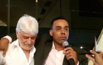 Radialista Alexandre Barros é o novo presidente da Portuguesa