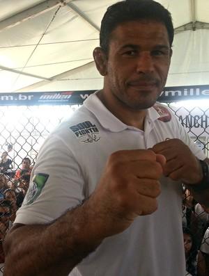 Rodrigo Minotauro, lutador do UFC (Foto: Richard Pinheiro/Globoesporte.com)
