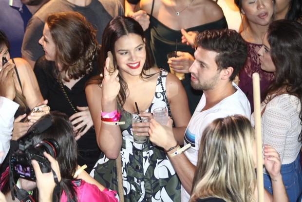 Bruna Marquezine (Foto: Wagner Santos / Foto Rio News)