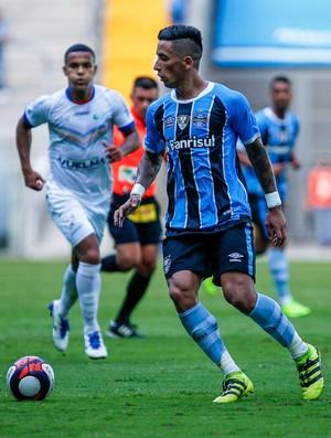 Barrios Grêmio x Veranópolis (Foto: Lucas Uebel/Divulgação Grêmio)