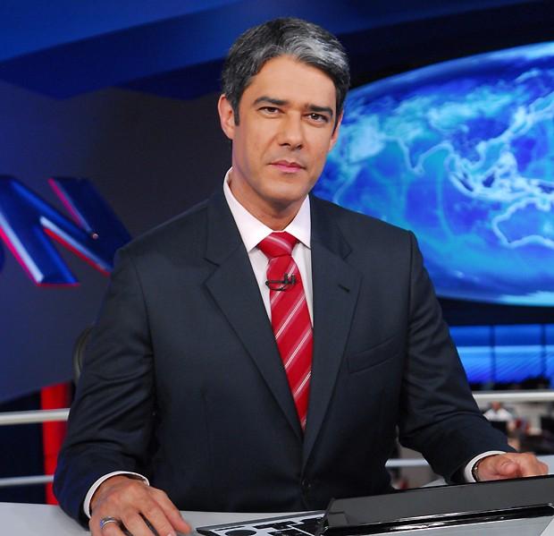 william bonner (Foto: Divulgação)