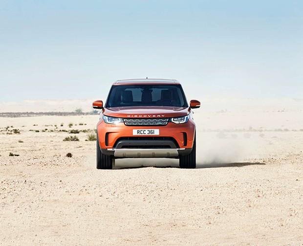 Land Rover (Foto: Divulgação)