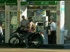 Moradores recorrem a cidades vizinhas por gasolina mais barata