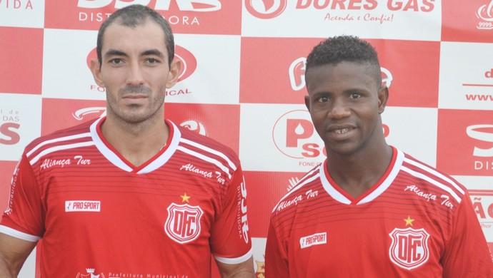 Moacir e Jaiminho (Foto: Public Comunicação)