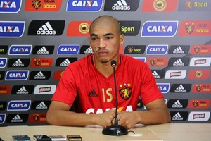 Adryelson Sport (Foto: Williams Aguiar/Sport Club do Recife)