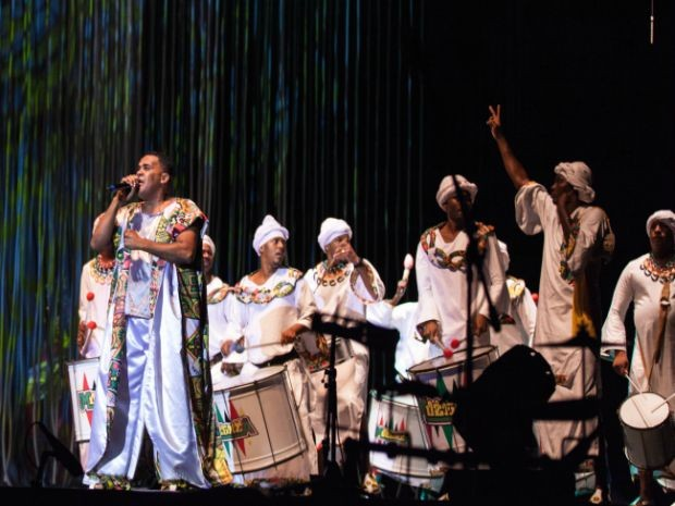Banda Muzenza (Foto: Divulgação)