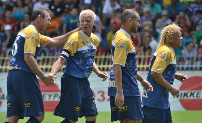 Ademir da Guia Palmeiras (Foto: Filipe Rodrigues)