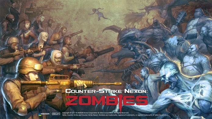 Counter-Strike Nexon: Zombies é um jogo de tiro para PC inspirado no CS original (Foto: Divulgação/Valve)