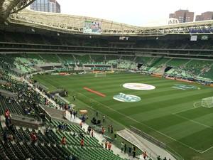 Arena Palmeiras (Foto: Rodrigo Faber)