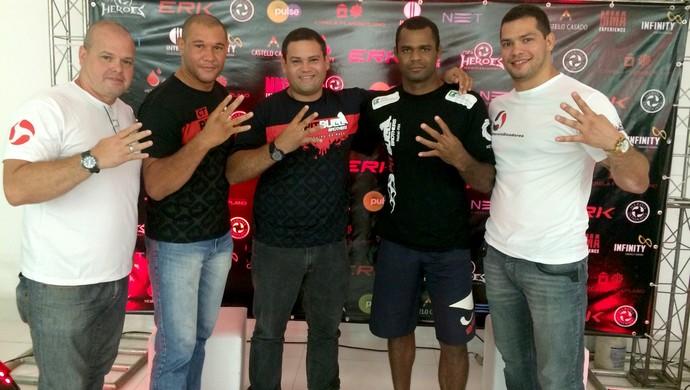 Copa Heroes (Foto: João Victor/GloboEsporte.com)