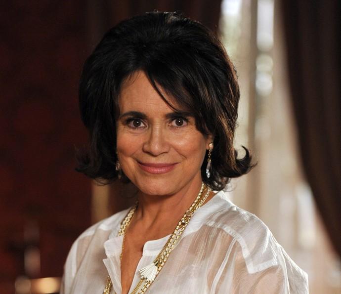 Regina Duarte como Clô, em 'O Astro' (Foto: TV Globo)
