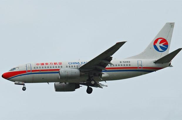 Boeing 737 aterrissou cerca de 15 minutos depois do previsto (Foto: Wikimedia Commons)
