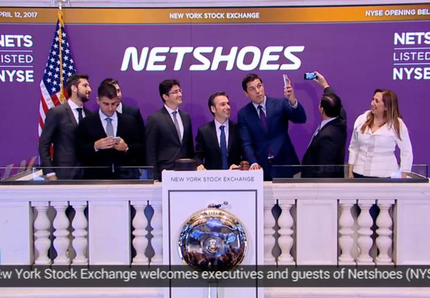 Netshoes abre capital em NY (Foto: Reprodução/Facebook)
