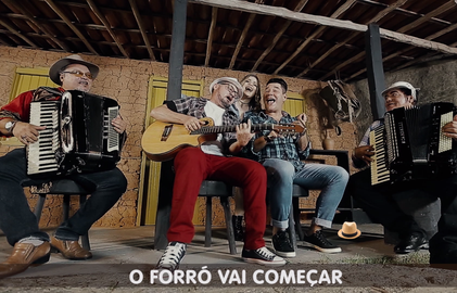 Artistas sergipanos participam da campanha junina da TV Sergipe