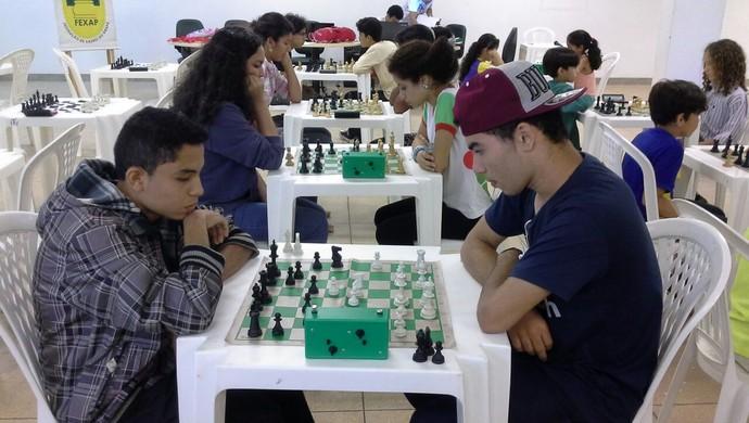 Xadrez; Amapá   (Foto: Divulgação/Faxap)