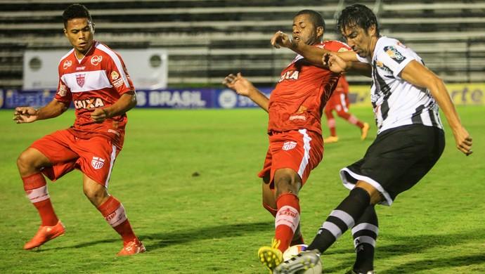 ASA x CRB, em Arapiraca  (Foto: Ailton Cruz / Gazeta de Alagoas)