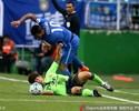 Jô e Alex Teixeira marcam, mas Jiangsu é eliminado da Liga Asiática