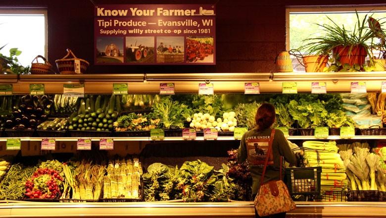 Willy Street Co-op-supermercado-organico-eua (Foto: Susana Berbert/Editora Globo)