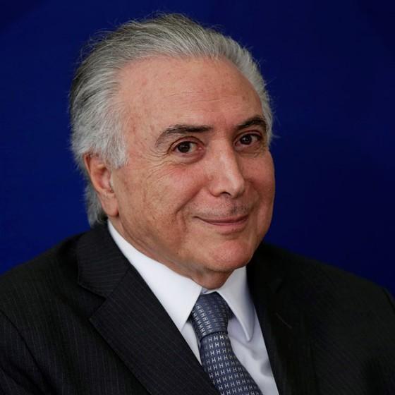 O Presidente Michel Temer  (Foto:   Ueslei Marcelino / Reuters)