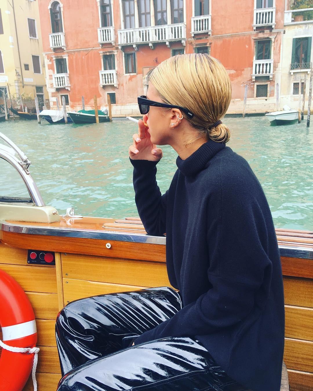 Sofia Richie em Veneza (Foto: Reprodução/Instagram)