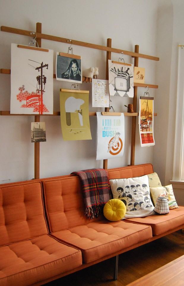 Aposte na marcenaria e traga um visual novo para a casa (Foto: Reprodução/Flickr Jean L)