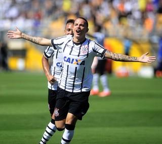 Corinthians x Flamengo Copa SP Gabriel Vasconcelos (Foto: Marcos Ribolli)