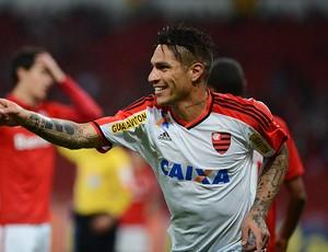 Guerrero gol Inter x Flamengo