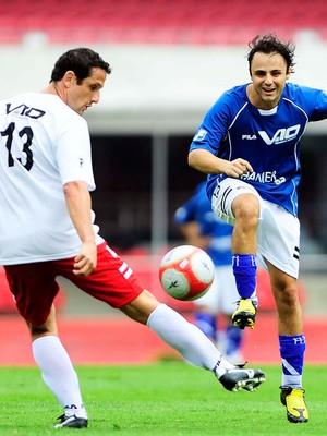 Felipe Massa futebol (Foto: Marcos Ribolli / Globoesporte.com)