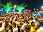 Sem Réveillon do Governo, população lota bairro da Base em Rio Branco