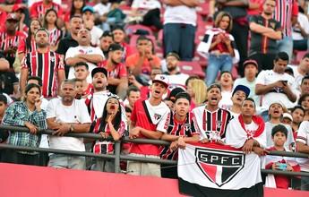 São Paulo já vende 38 mil ingressos e terá seu melhor público no Brasileirão