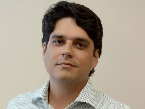 Secretaria de Ordem Pública: Marcos Vinícius Passos (Foto: Divulgação)
