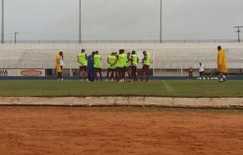 FOTOS: Veja situação do Nazarenão, estádio adotado pelo América-RN