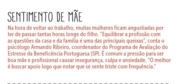 sentimento de mãe  (Foto: Ed. Globo)