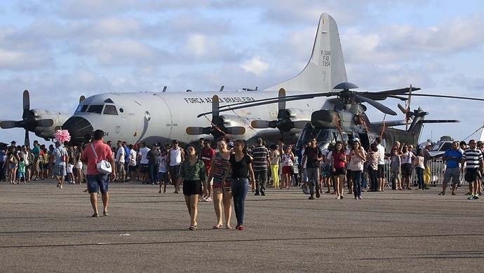 Base Aérea de Natal (Foto: Canindé Soares)