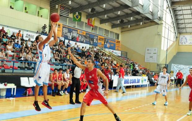 LSB Liga Sorocabana x Tijuca - NBB (Foto: Divulgação/LSB)