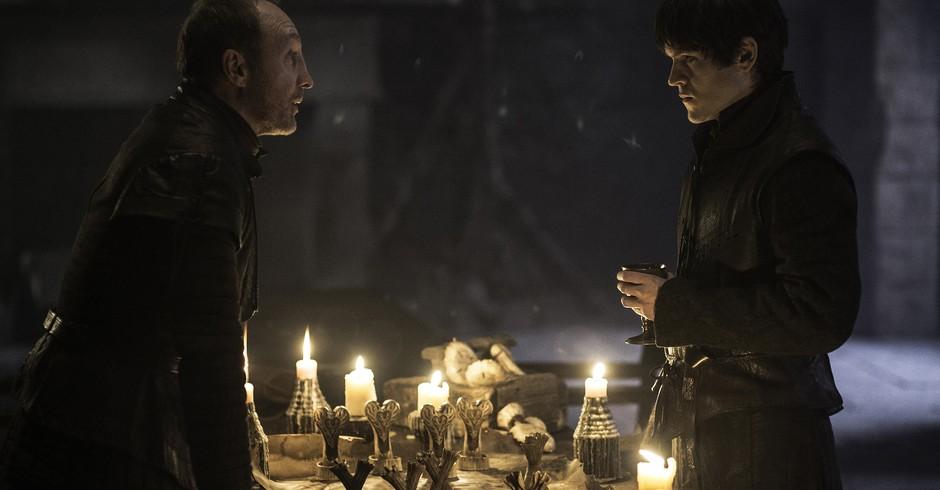 Ramsay e Roose: famíia do mal  (Foto: Reprodução / HBO)